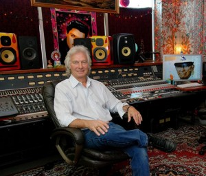 Jim Scott is pictured in his new Plyrz Studios.  Click to enlarge.