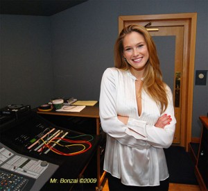 Bar Refaeli, winner of the Women's World Style Award